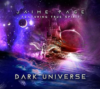 Jaime Page - Dark Univers CD